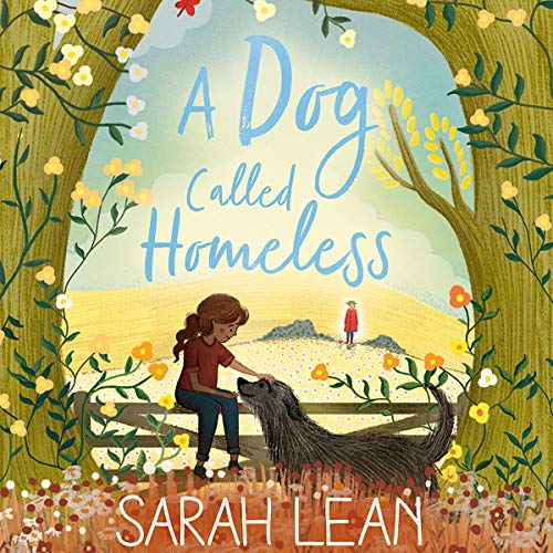 A Dog Called Homeless audiobook cover art