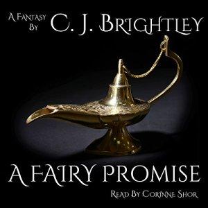 A Fairy Promise audiobook cover art