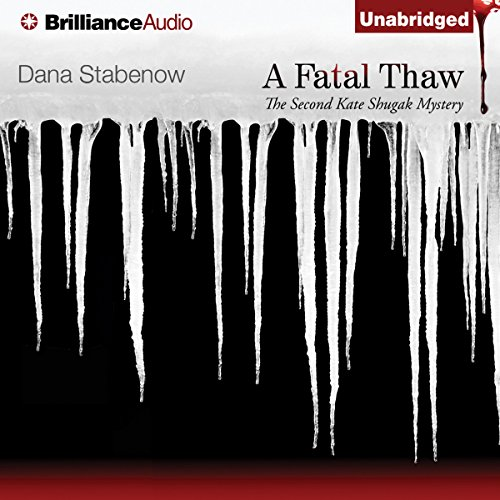 A Fatal Thaw audiobook cover art