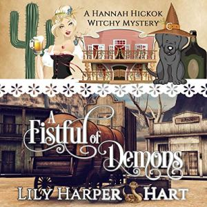 A Fistful of Demons audiobook cover art