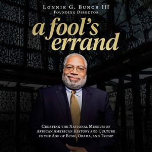A Fool's Errand audiobook cover art