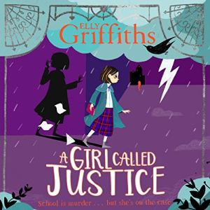 A Girl Called Justice audiobook cover art