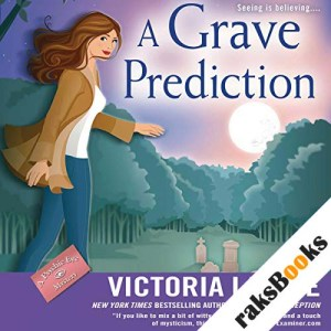 A Grave Prediction audiobook cover art