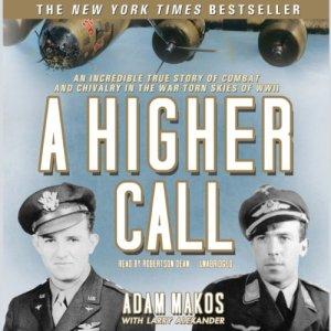 A Higher Call audiobook cover art
