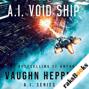 A.I. Void Ship audiobook cover art