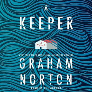 A Keeper audiobook cover art