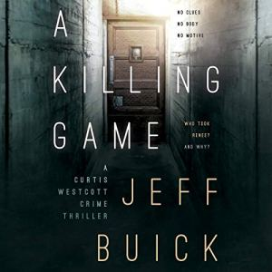 A Killing Game audiobook cover art