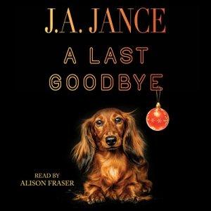 A Last Goodbye audiobook cover art