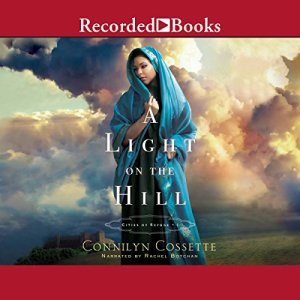 A Light on the Hill audiobook cover art