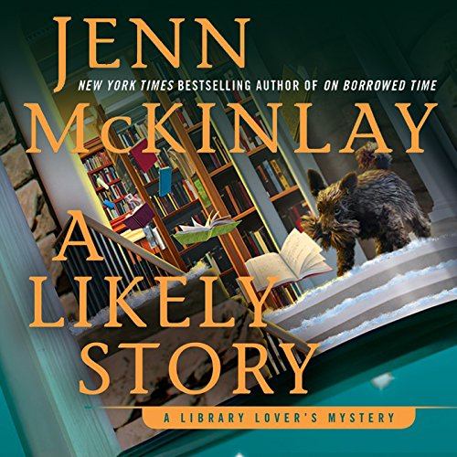 A Likely Story audiobook cover art