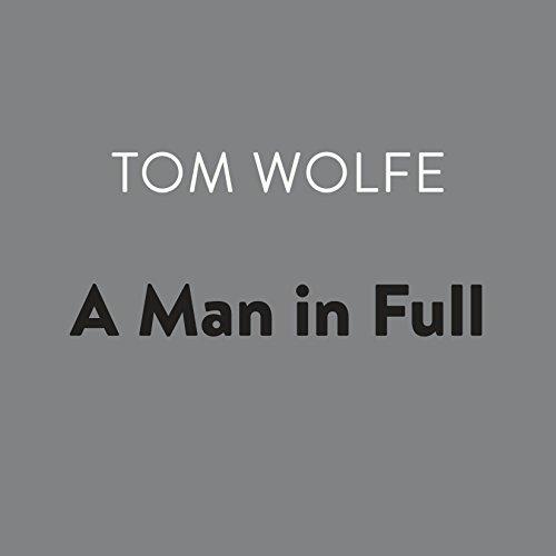 A Man in Full audiobook cover art