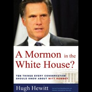 A Mormon in the White House? audiobook cover art