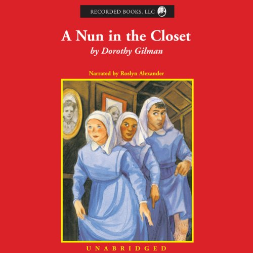 A Nun in the Closet audiobook cover art