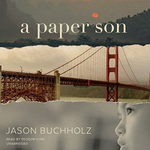 A Paper Son audiobook cover art