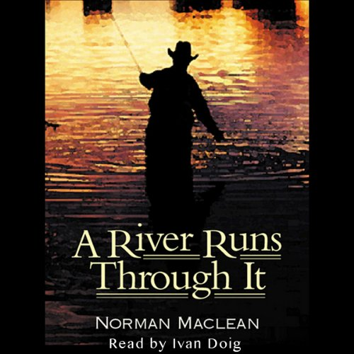A River Runs Through It audiobook cover art