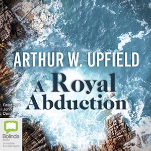 A Royal Abduction audiobook cover art
