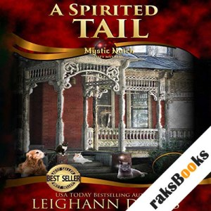 A Spirited Tail audiobook cover art