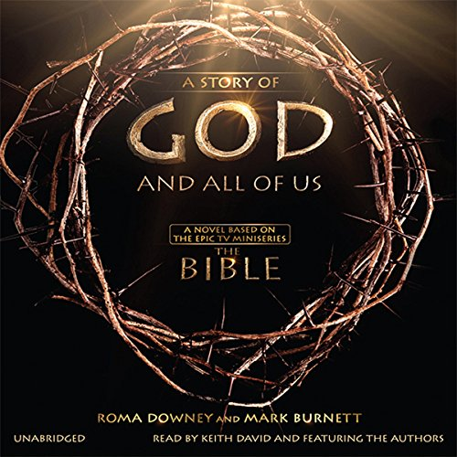 A Story of God and All of Us audiobook cover art