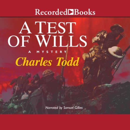 A Test of Wills audiobook cover art
