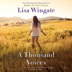 A Thousand Voices audiobook cover art