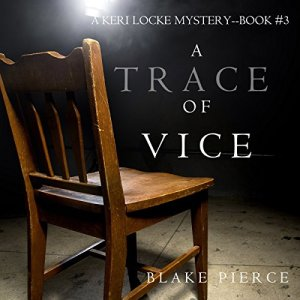 A Trace of Vice audiobook cover art