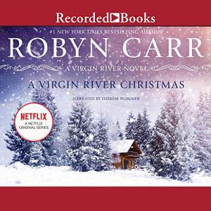 A Virgin River Christmas audiobook cover art