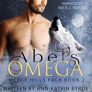 Abel's Omega audiobook cover art