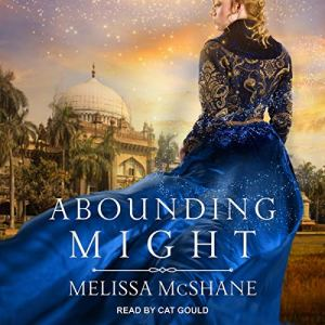 Abounding Might audiobook cover art