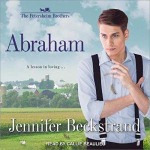 Abraham audiobook cover art