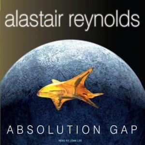 Absolution Gap audiobook cover art