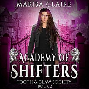 Academy of Shifters audiobook cover art