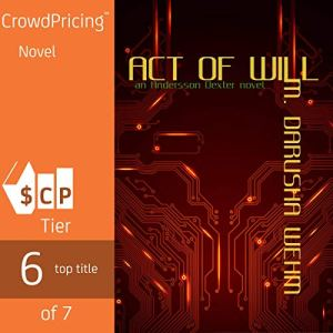 Act of Will audiobook cover art