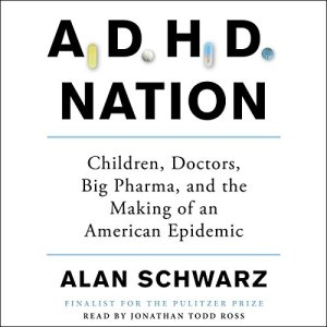 ADHD Nation audiobook cover art