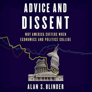 Advice and Dissent audiobook cover art