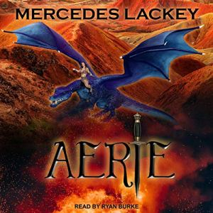 Aerie audiobook cover art