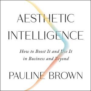 Aesthetic Intelligence audiobook cover art
