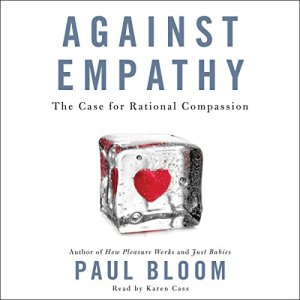 Against Empathy audiobook cover art