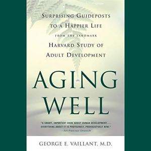 Aging Well audiobook cover art