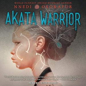 Akata Warrior audiobook cover art