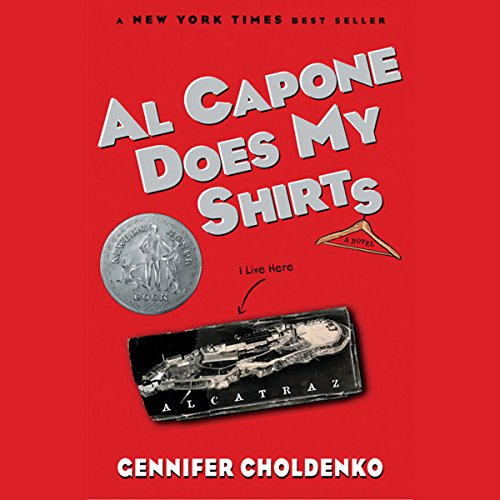 Al Capone Does My Shirts audiobook cover art