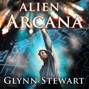 Alien Arcana audiobook cover art