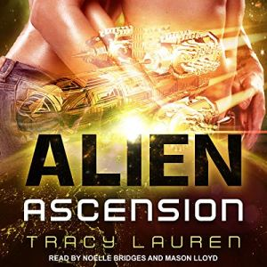 Alien Ascension audiobook cover art