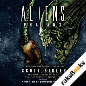 Aliens: Phalanx audiobook cover art