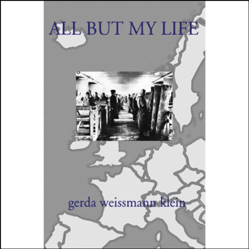 All But My Life audiobook cover art