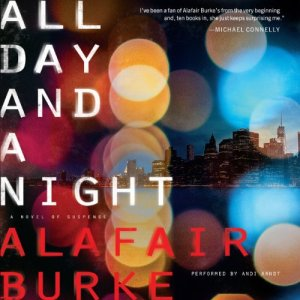 All Day and a Night audiobook cover art