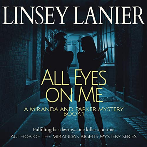 All Eyes on Me audiobook cover art