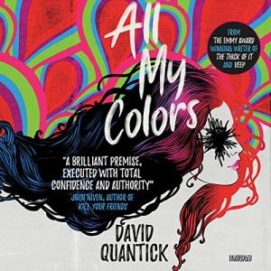 All My Colors audiobook cover art
