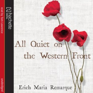 All Quiet on the Western Front audiobook cover art
