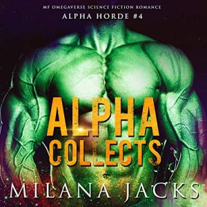 Alpha Collects audiobook cover art