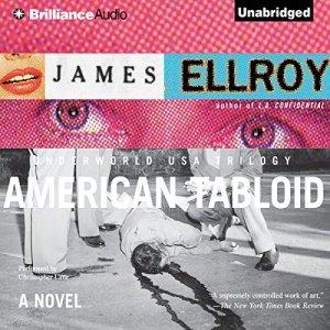 American Tabloid audiobook cover art